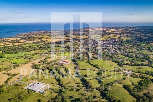 Pedasi Panama development parcel in town-1-2