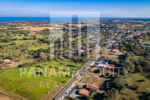 Pedasi Panama development parcel in town-1