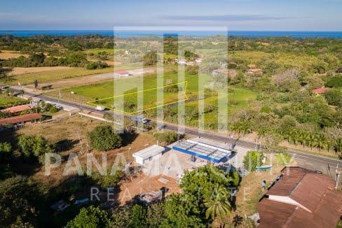 Pedasi Panama development parcel in town-2