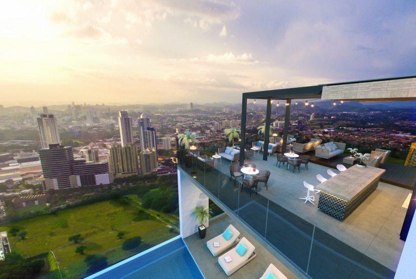 Costa Del Este Panama city aparment for sale