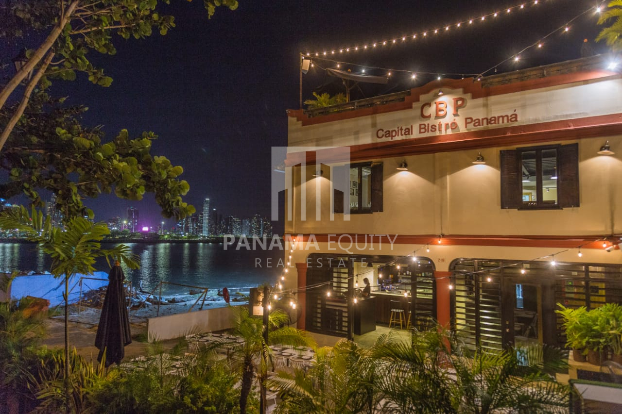 Capital bistro Panama
