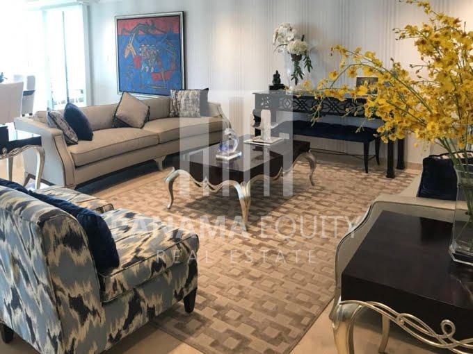 Miramar Avenida Balboa Panama Apartment for Sale