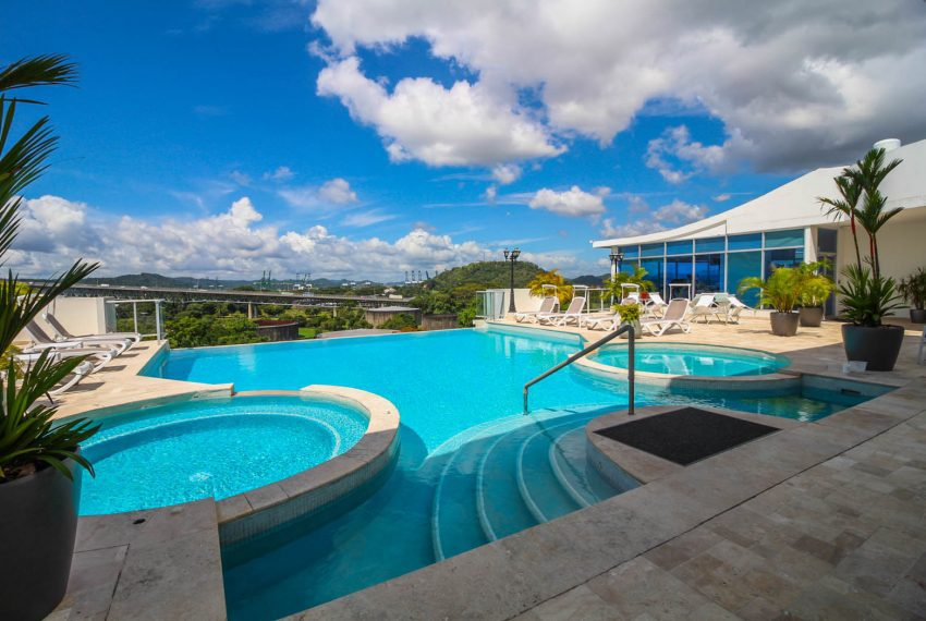 The Bridge Amador Panama Semi furnished Apartment for Rent-010