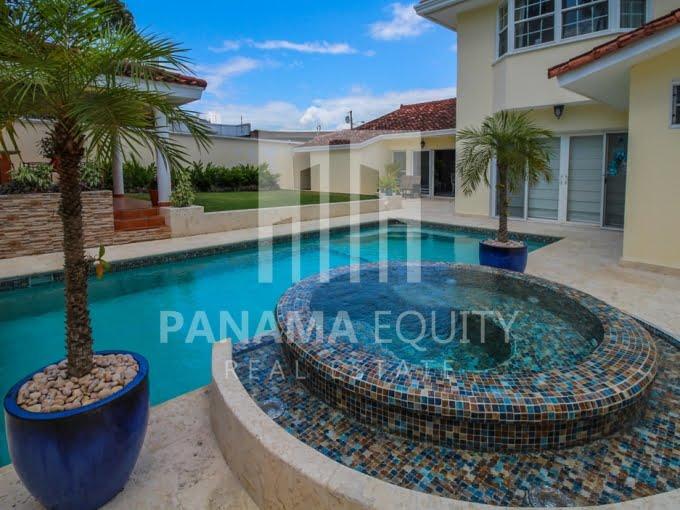 Altos del Golf Panama House for Sale