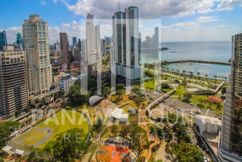 Marina Park Avenida Balboa Panama Apartment for Sale