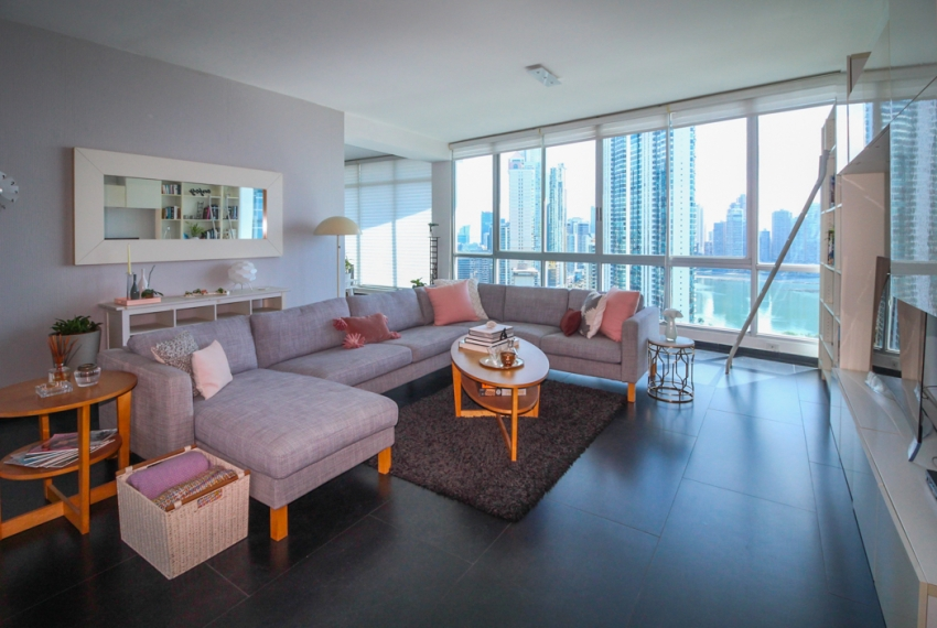 Marina Park Avenida Balboa Panama Apartment for Sale-002