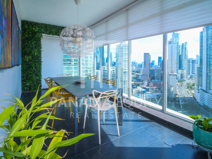 Marina Park Avenida Balboa Panama Apartment for Sale