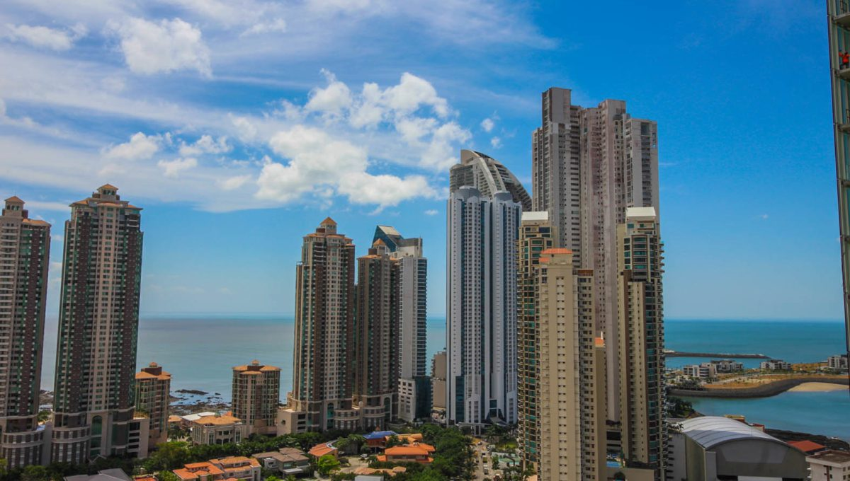 Punta Pacifica Panama city condo for sale