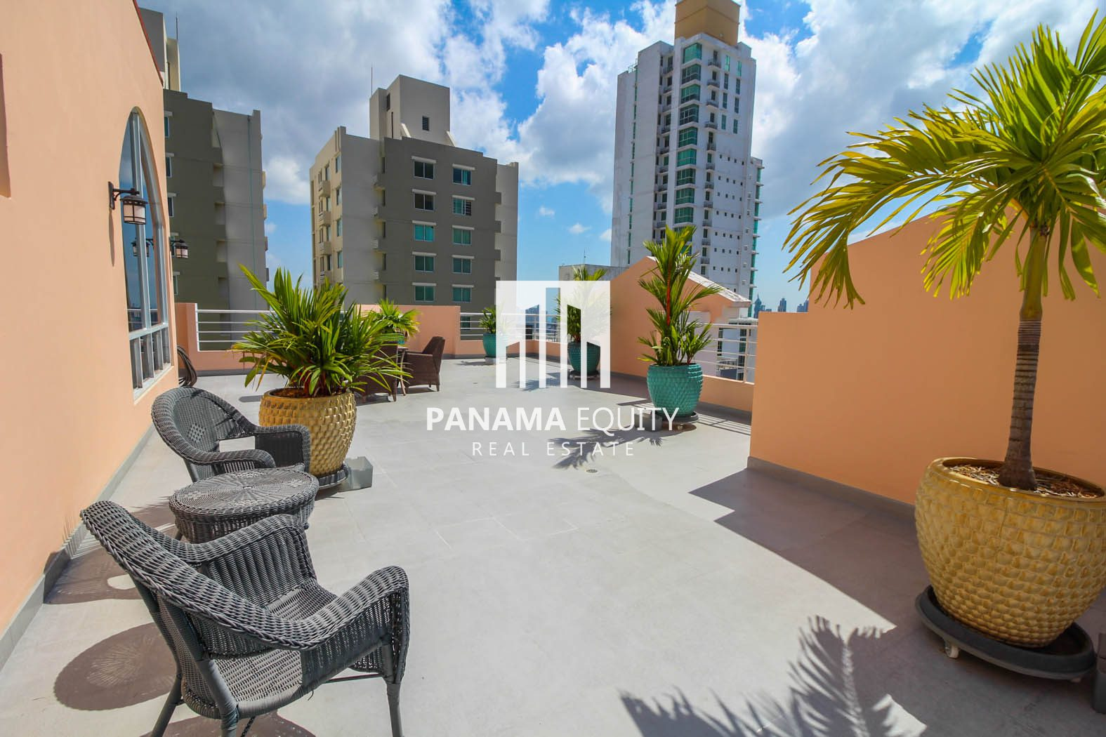 Rooftop Penthouse Reduced for Quick Sale!