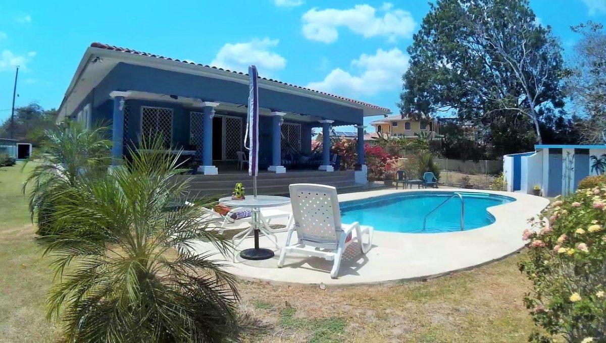 Coronado Panama Beah home for sale