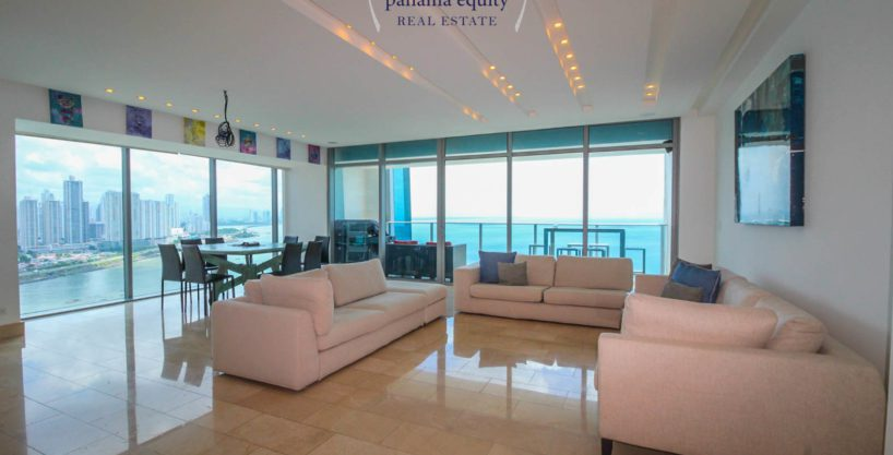 Punta Pacifica Panama cinty condo for sale