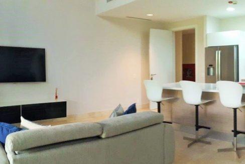 Punta Arenas Buenaventura loft living room