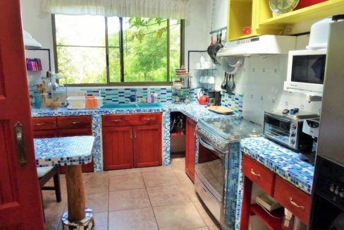 El Valle Panama mountain home for sale