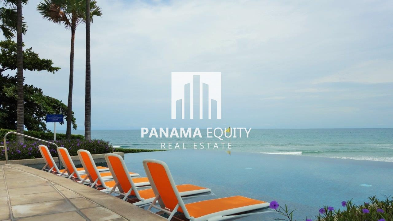 Villa The Sands Ocean Front At Rio Mar Panama Equity