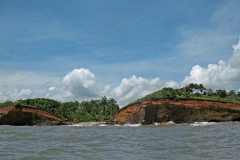 Colon Panama beach land for sale