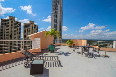 Dorado Panama Penthouse city for sale