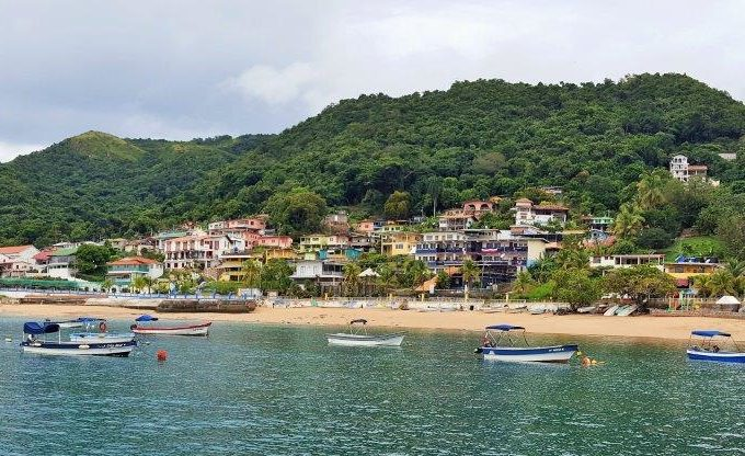 Isla Taboga ´Panama Beach home For Sale