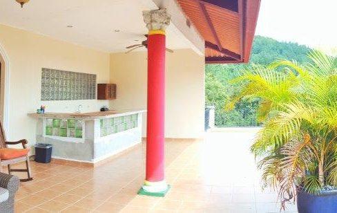 Altos del Maria Panama mountain home for sale