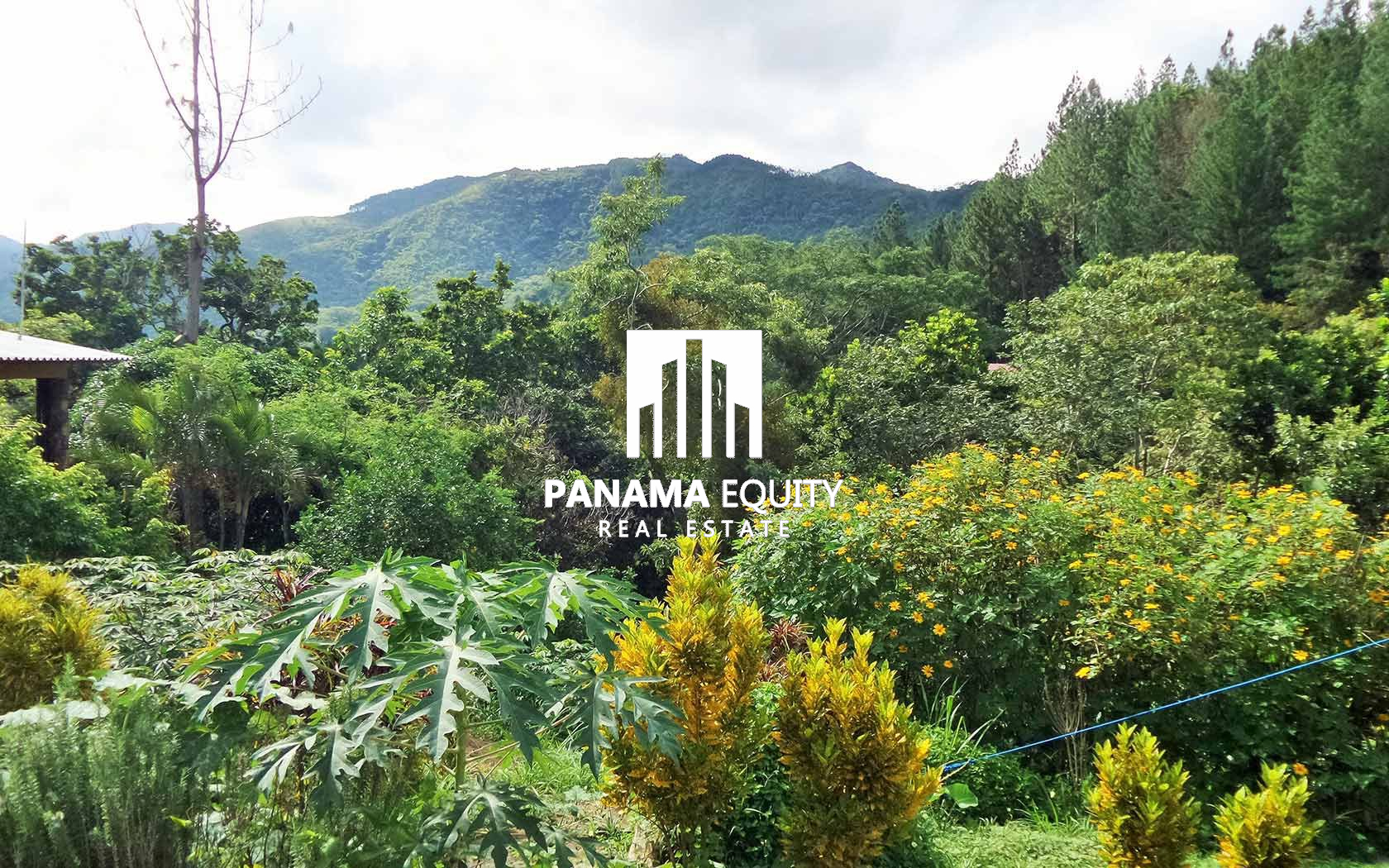 Altos maria Panama Mountain homes for sale
