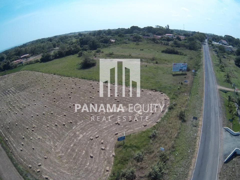 Pedasi land with development potential