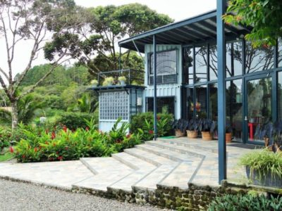 El VALLE Panama mouentain home for sale