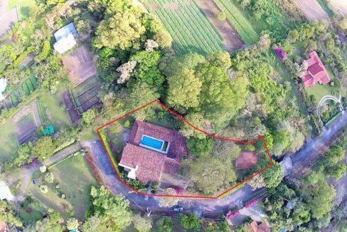 Altos del Maria Panama Home mountain for sale