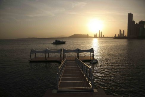 Punta Pacifica Panama Ocean Reef Land for sale