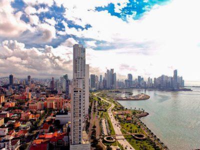 Balboa Avenue Panama