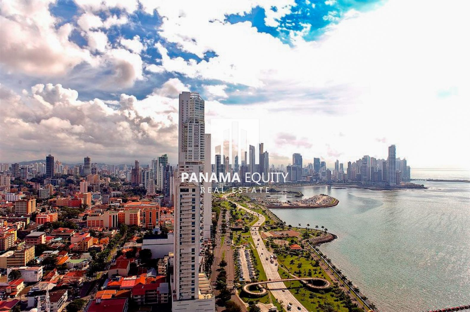 Ave. Balboa Panama stalled development for sale