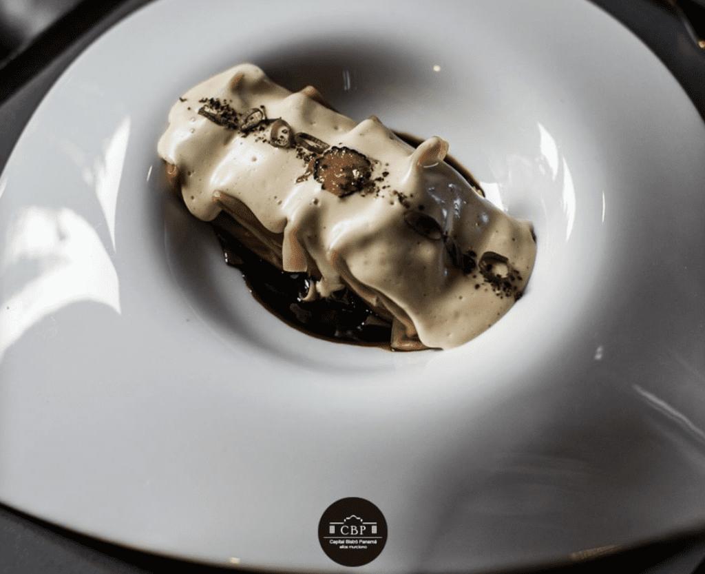 Capital Bistró Panama food top 10 fine dining restaurant panama