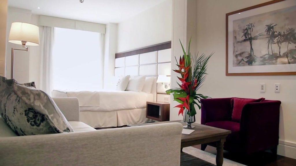 Central Hotel Panama hotel room