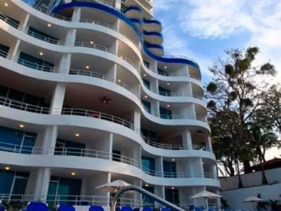 Beautiful 22nd floor Coronado condo.