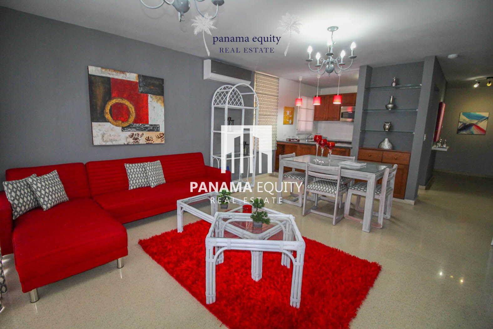 Perfect Downtown One Bedroom Furnished Apartment for Rent