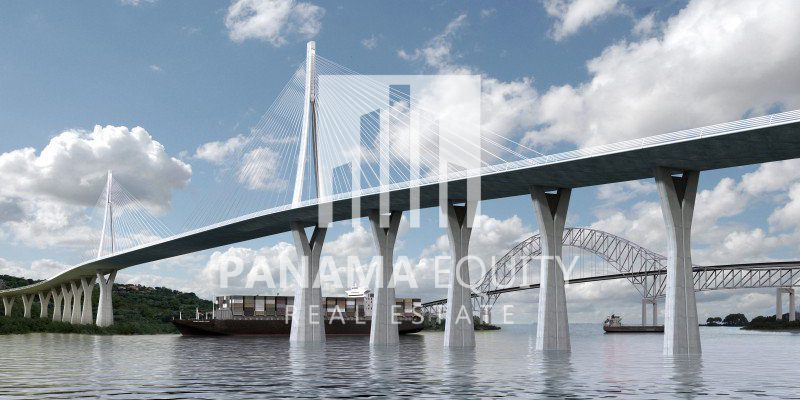Fourth Bridge Over the Panama Canal to Start Construction in 2017