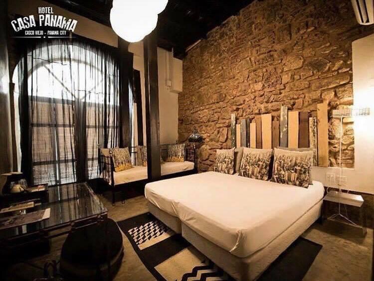Hotel Casa Panama Room