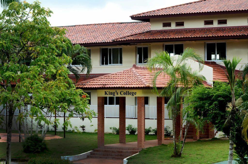 King's College Panama Top international school grounds