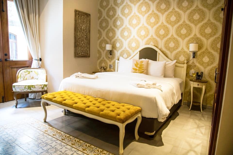 La Concordia Panama hotel room