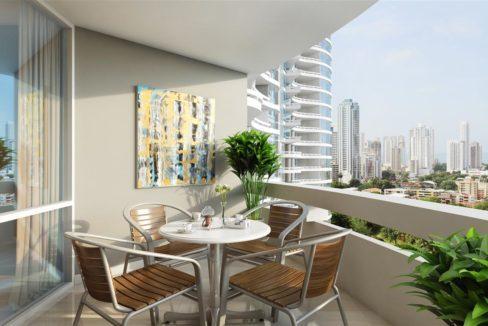 Panama city condos for sale El Cangrejo Panama