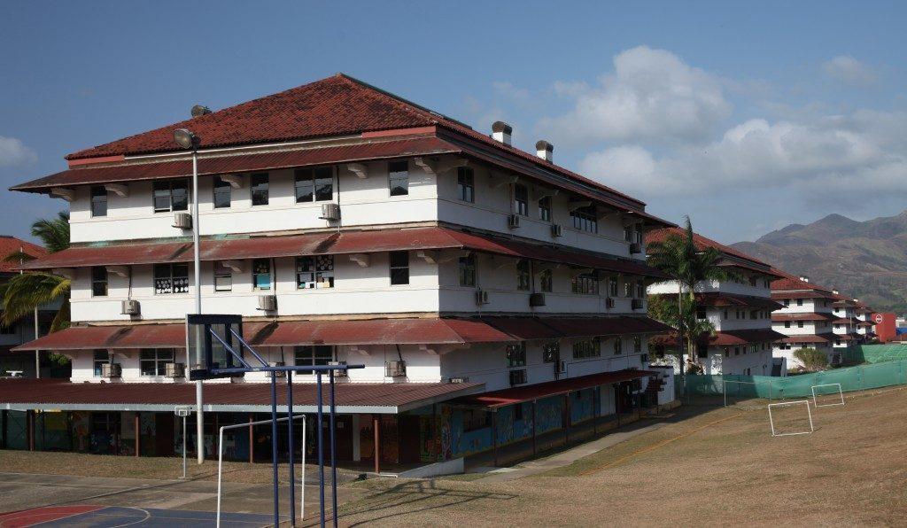 Lycée Français Paul Gauguin grounds