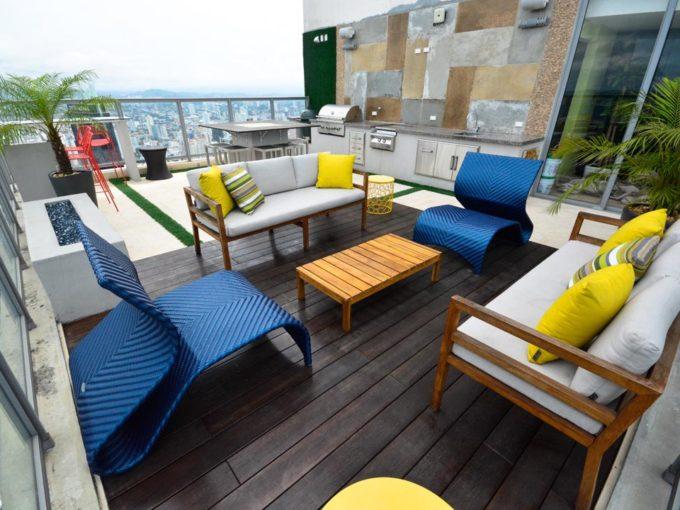 Avenida Balboa Panama Penthouse Yoo for sale