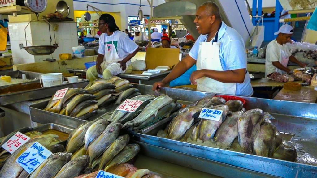 Mercado de Mariscos Cinta Costera