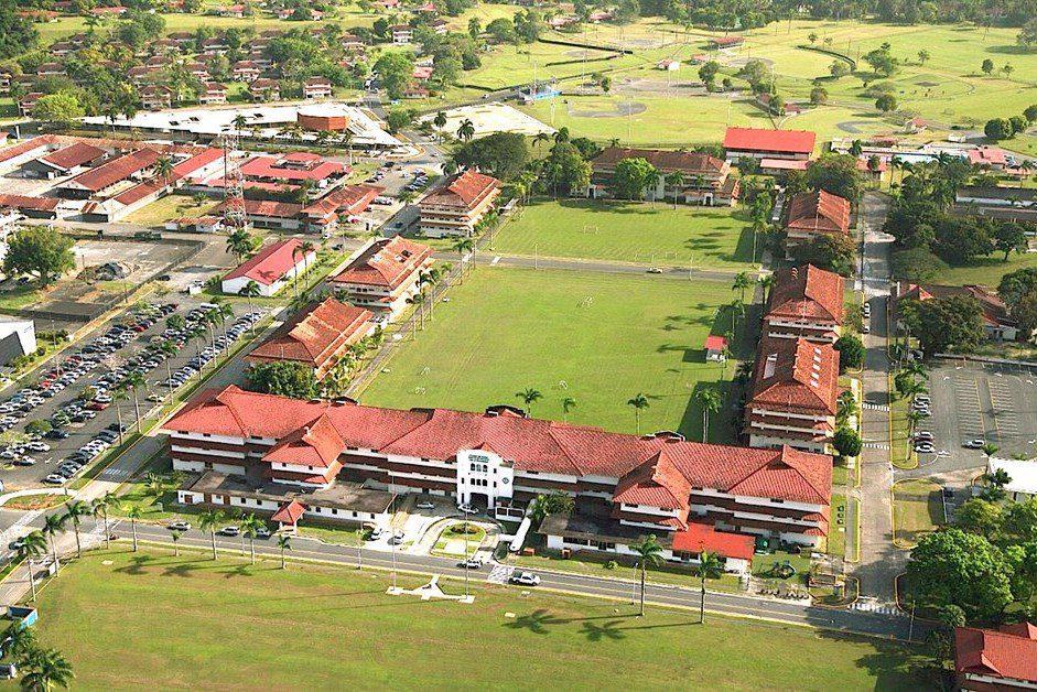 Schools in Panama - Metropolitan School of Panama Building