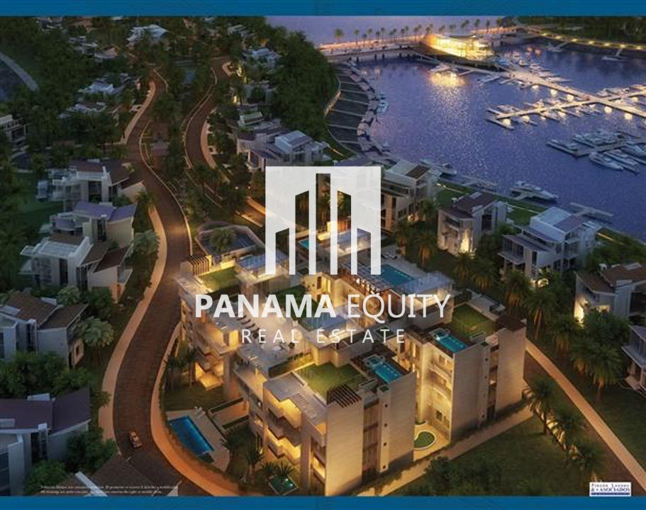 Amazing Ocean Reef Lot for Sale in Panama