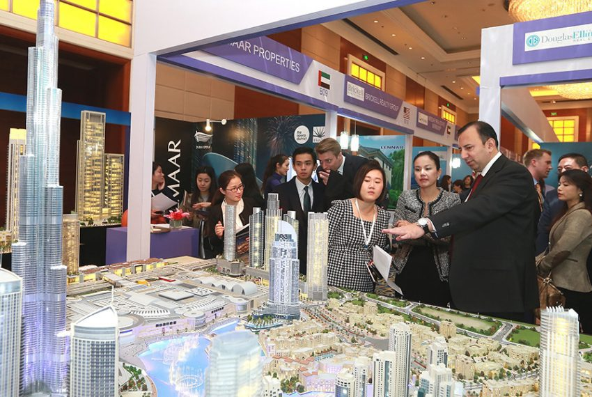 Panama Equity presenting at LPS Shanghai Luxury Expo