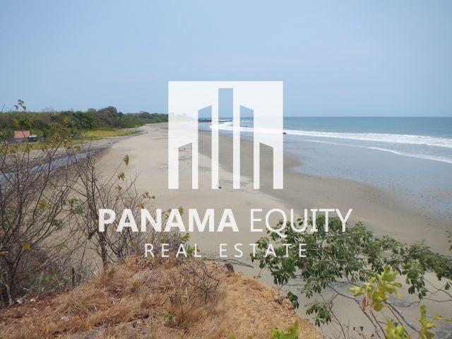 Prime Oceanfront Parcel near Playa Venao Panama 1