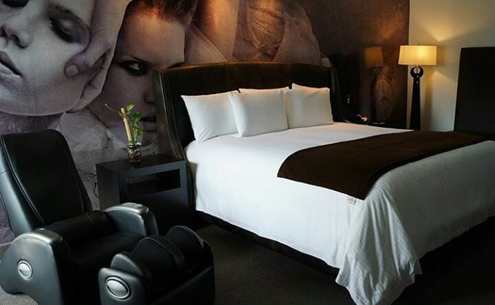 Riande Granada Urban Hotel Room