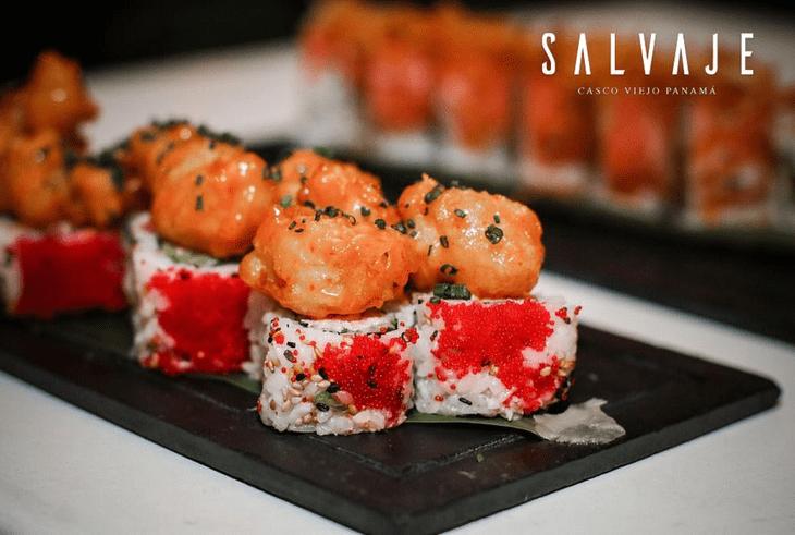 Salvaje food top 10 fine dining restaurant panama