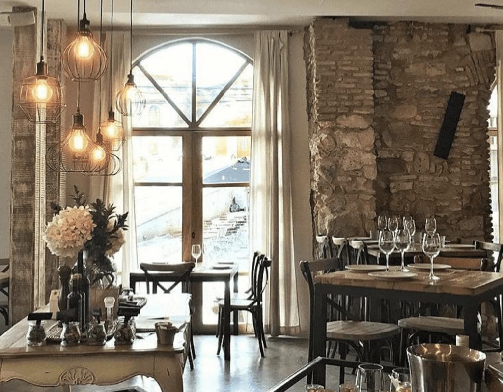 Santa Rita Casco Viejo restaurante panamá san valentín