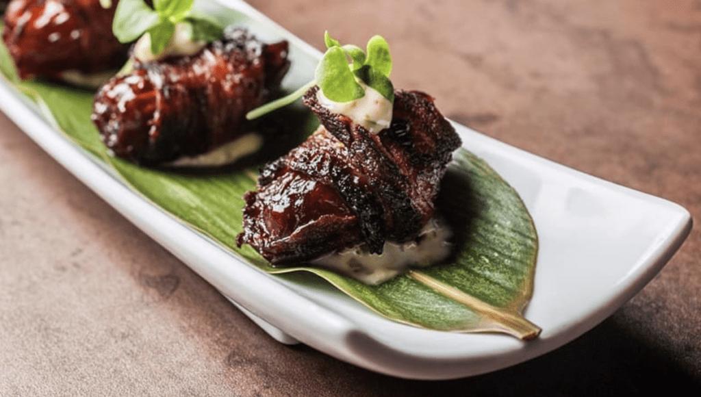 Azahar food top 10 fine dining restaurant panama