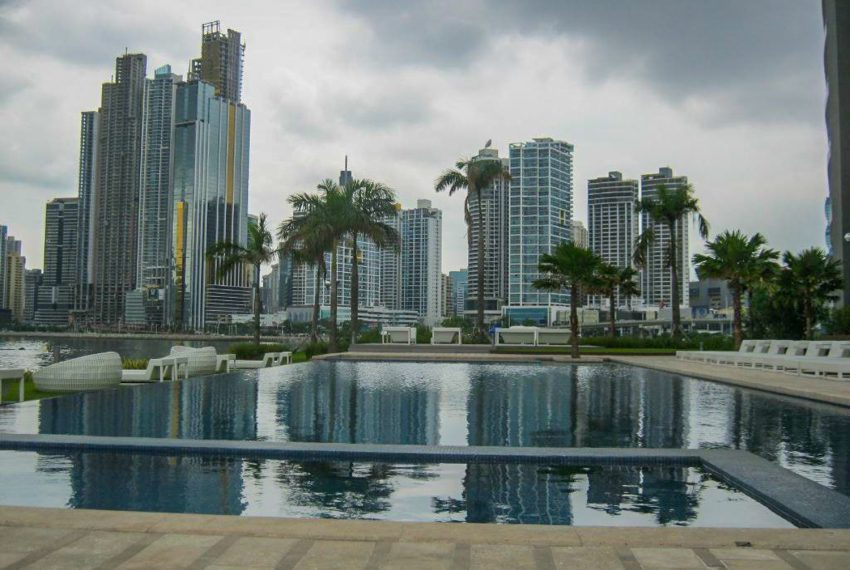 Punta Paitilla Panama The Point condo for sale